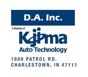 D.A. Inc logo